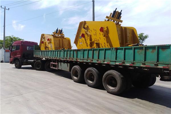辽宁砂石生产线设备发货回顾-恒源矿机