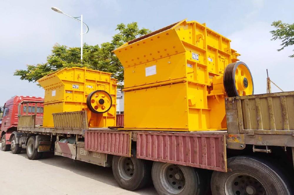 安徽细碎机制砂生产线设备发货回顾