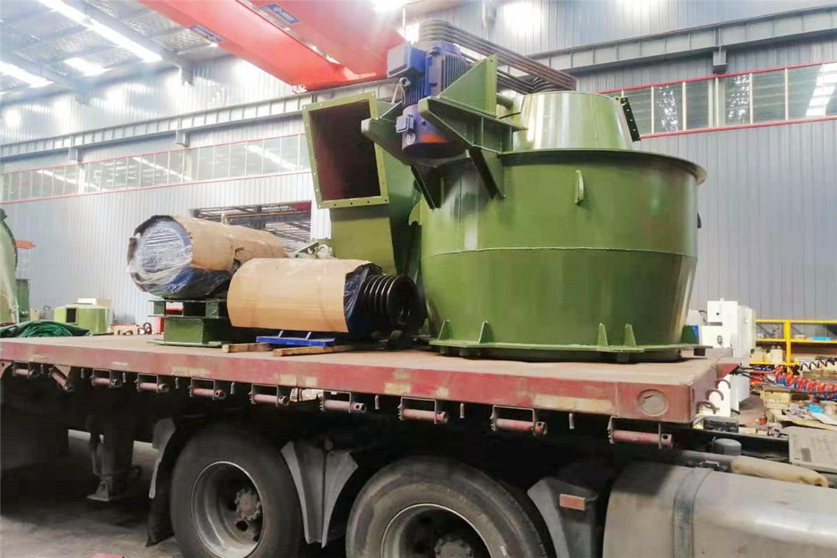 河南平顶山磨粉机设备发货回顾
