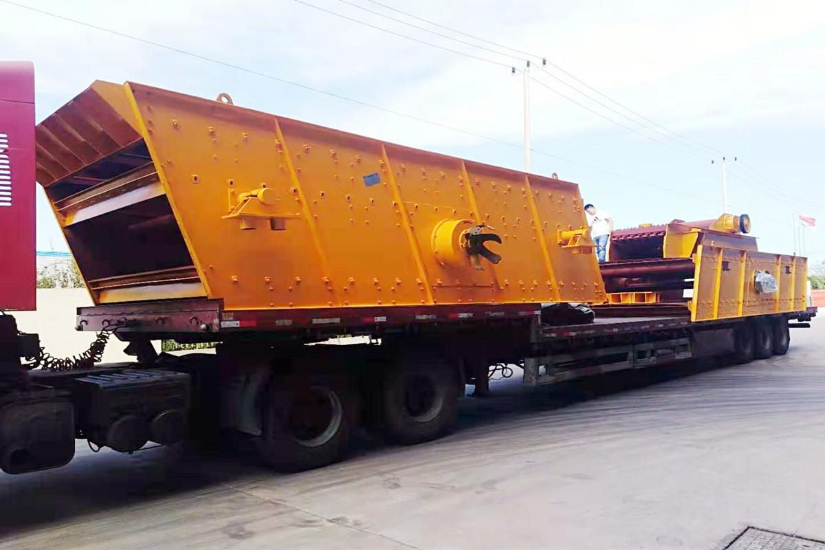 福建砂石生产线设备暨破碎机设备发货回顾