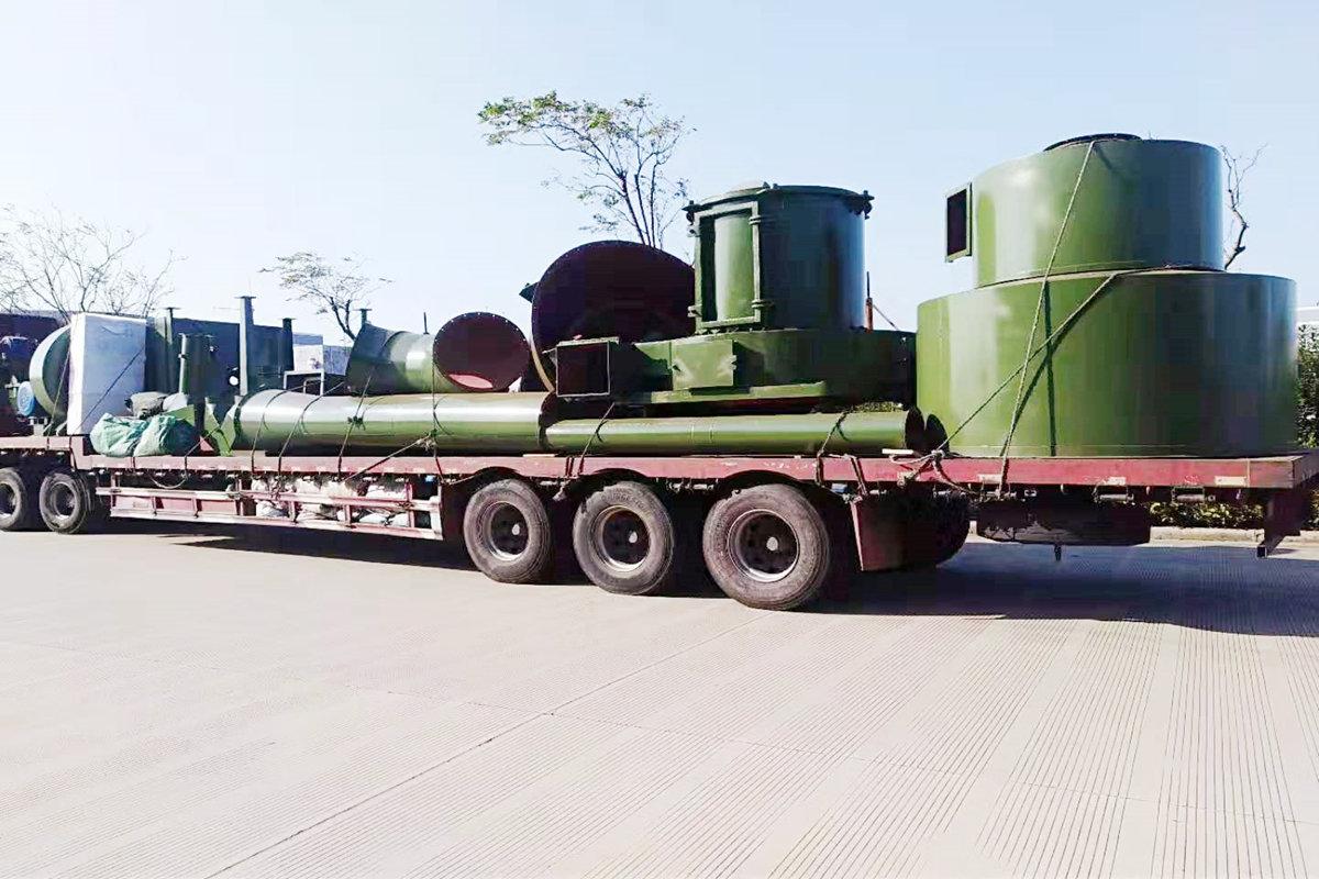 浙江摆式磨粉机设备发货实况回顾