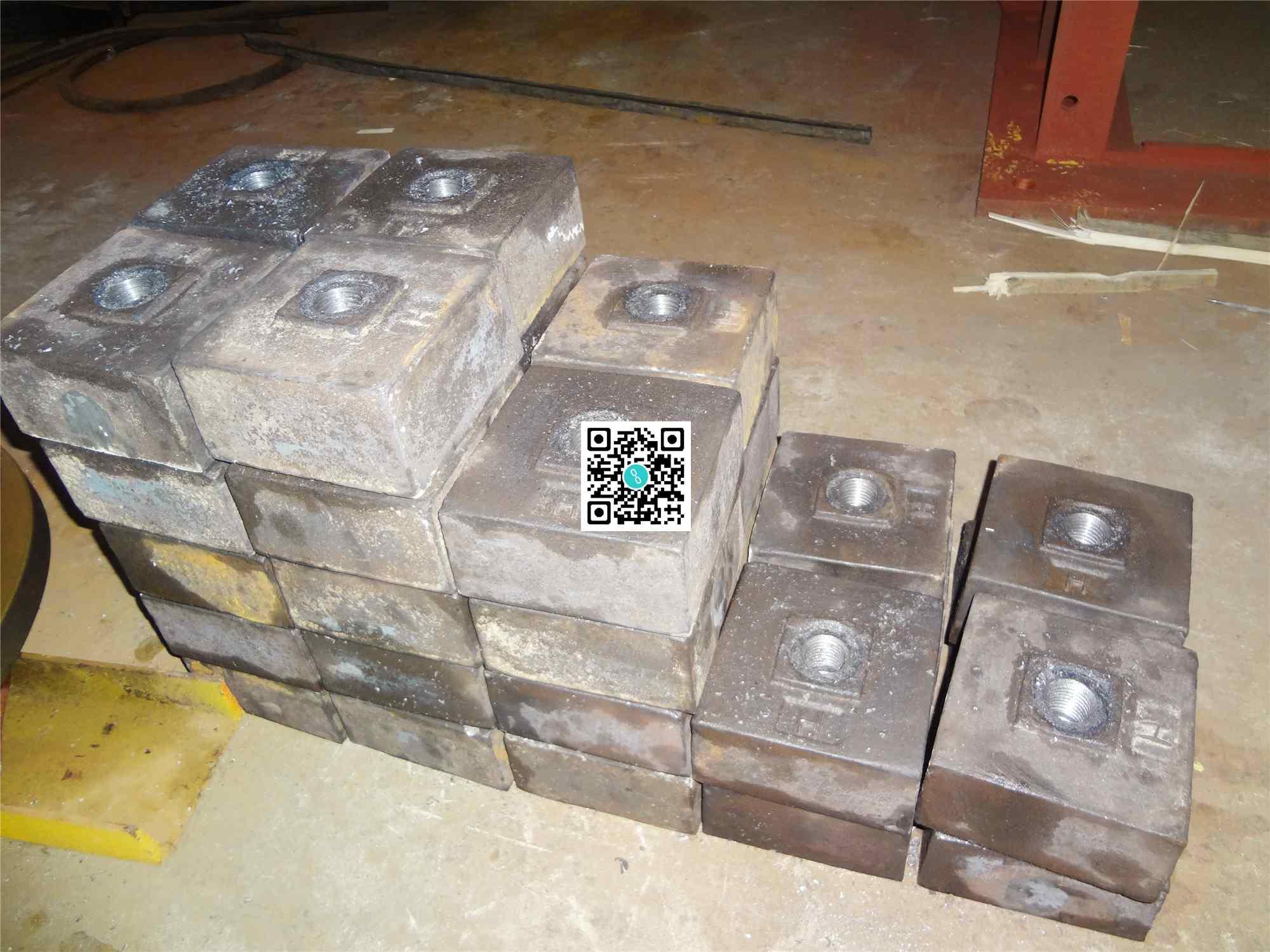 <b>细碎机锤头的配重和装配方法</b>