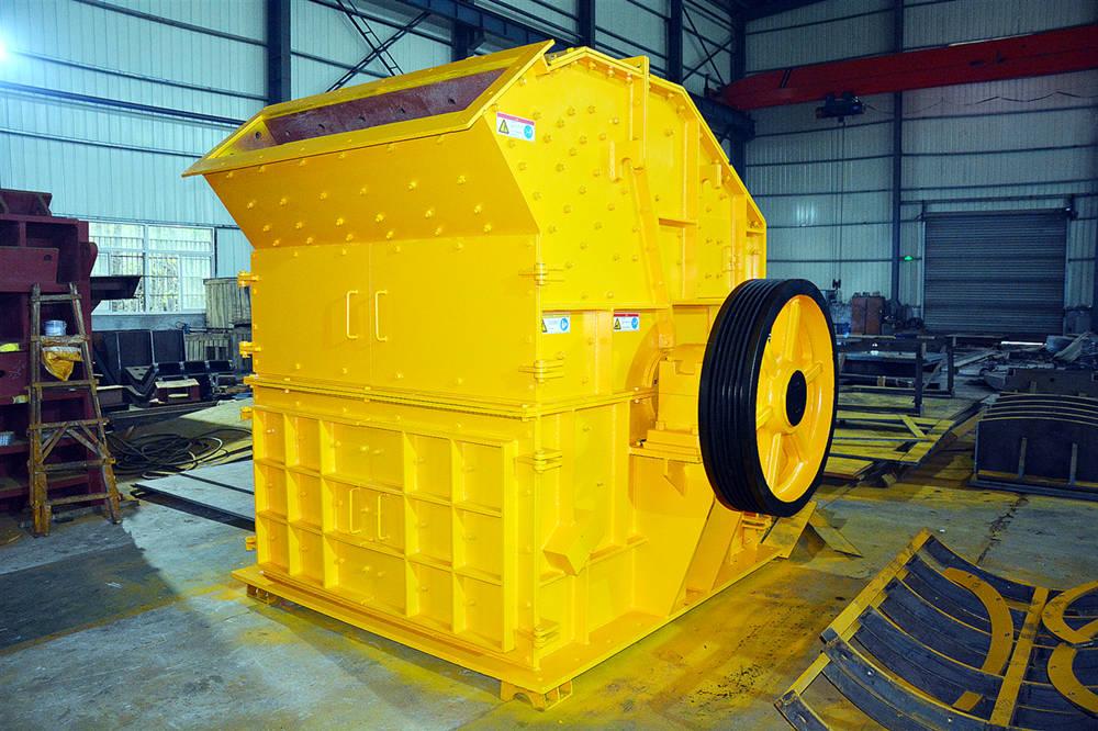 石料高效细碎机设备参数和安装调试方法