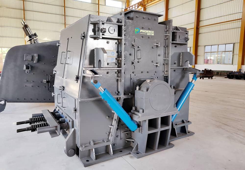 <b>天然砂石料短缺给细碎机提供了发展空间</b>