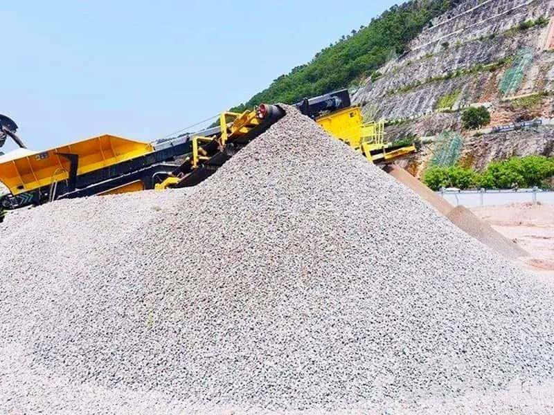 <b>《征求意见稿》支持海南机制砂生产和海砂淡化</b>